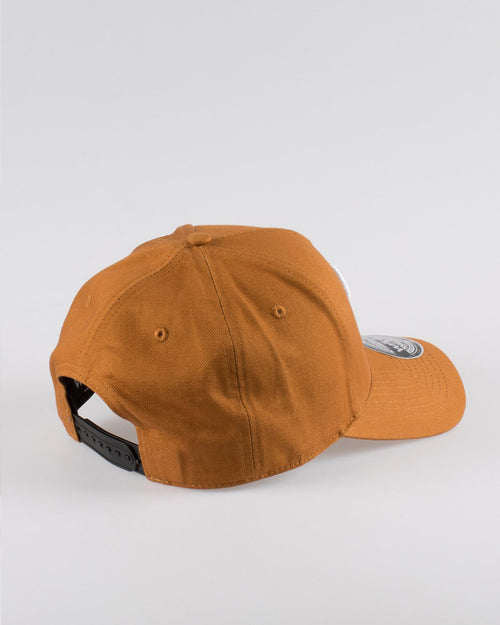 Wndrr Phillips Snapback Cap - Almond