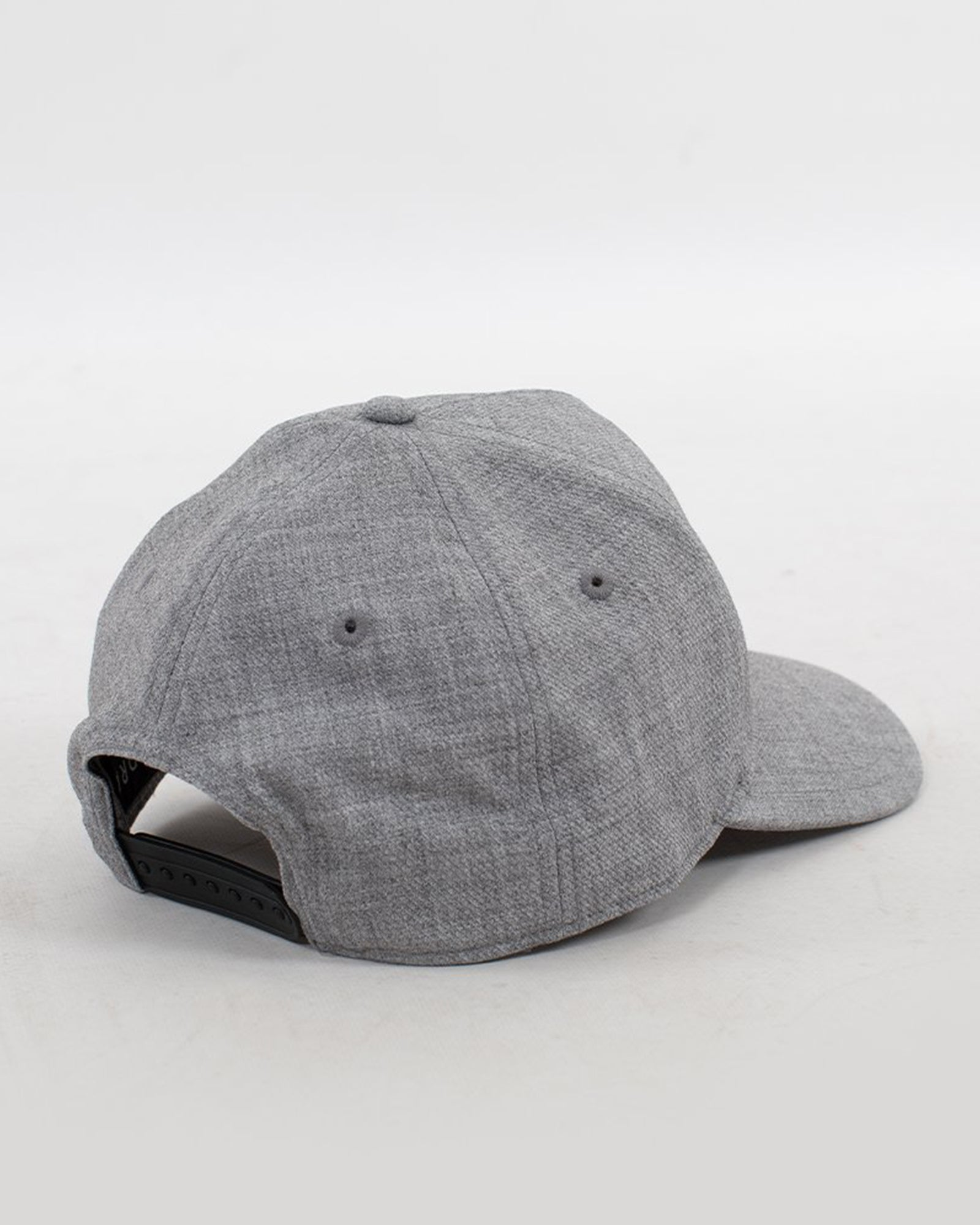 Wndrr Phillips High Rise Cap - Grey Marle