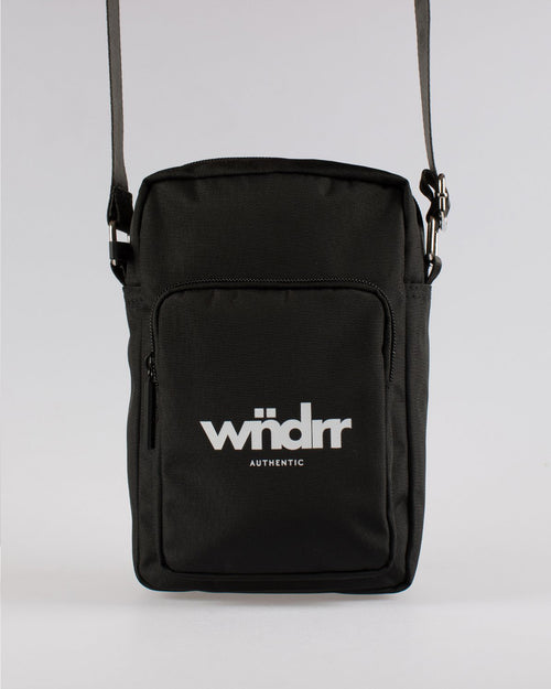Wndrr Accent Side Bag - Black