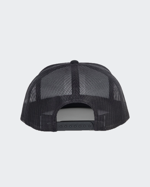 Rvca Va All The Way Trucker Cap - Black