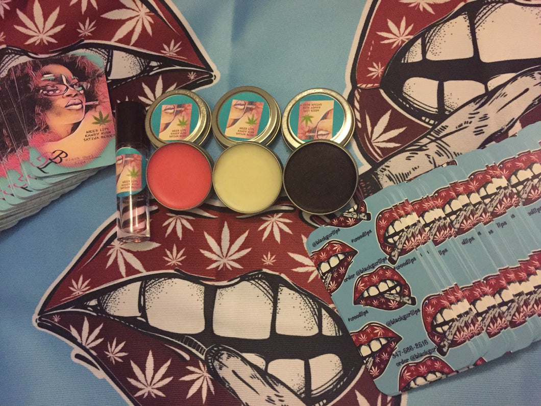 Cannai Lips Set