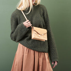 Naver Mini Shoulderbag Eduards Accessories, available at monolocale.no, deliveries inside Norway only