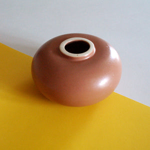 ELIO Candleholder | Burned Amber