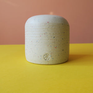 Coffee Cup handmade by potter Quartier_ceramics. Now for sale in Norway at Monolocale.no