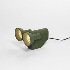 'Olo' Table Lamp | Green