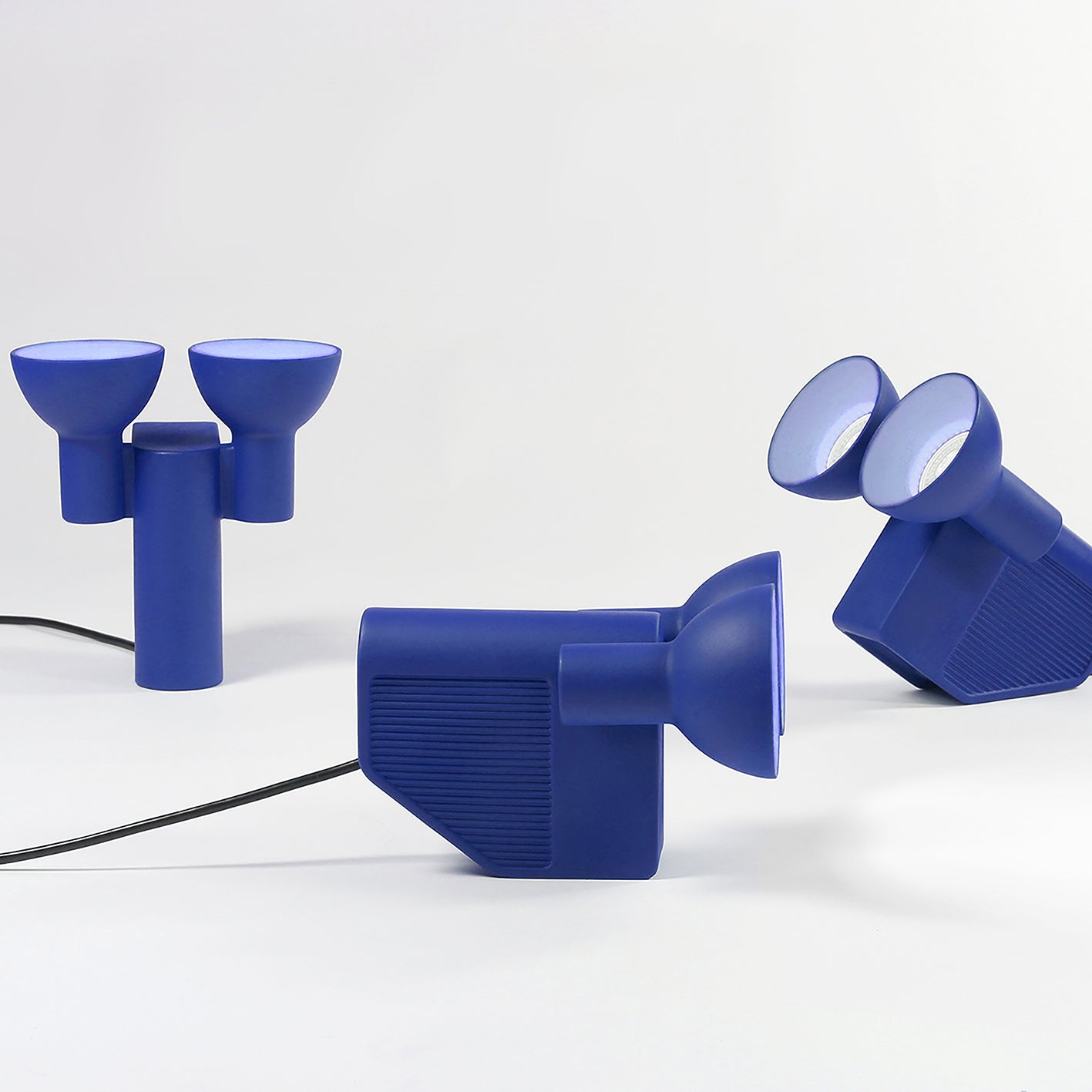 'Olo' Table Lamp | Blue