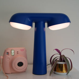 TGV Table Lamp | Blue