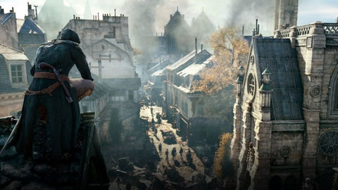 Assassin's Creed Unity GEEKABRAK