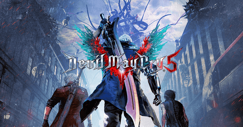 Devil May Cry 5 GEEKABRAK