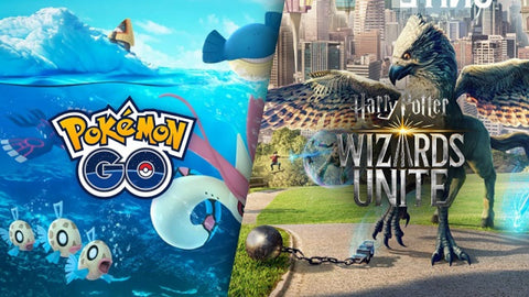 Pokémon Go vs Harry Potter Wizards Unite GEEKABRAK