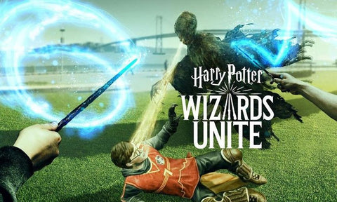 Harry Potter Wizards Unite GEEKABRAK