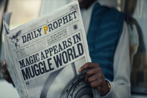 Harry Potter Wizards Unite Moldus GEEKABRAK