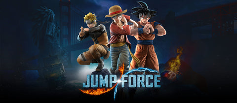 Jump Force GEEKABRAK