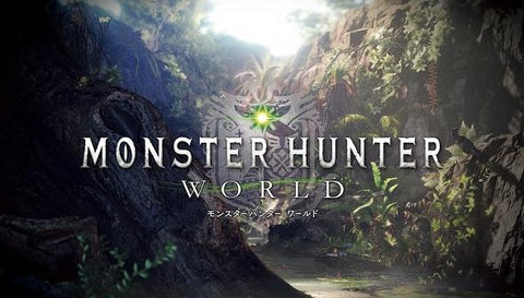 Monster Hunter World GEEKABRAK