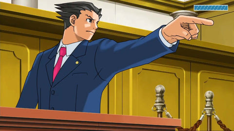 Phoenix Wright Ace Attorney Compilation GEEKABRAK