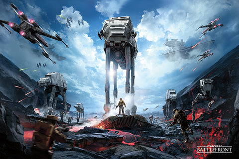 Star Wars Battlefront GEEKABRAK