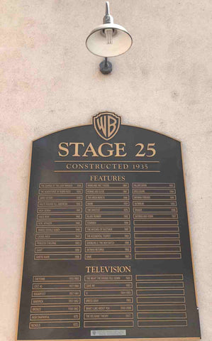 Studio 25 Warner Bros