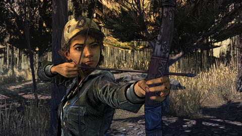 The Walking Dead Telltale Games GEEKABRAK