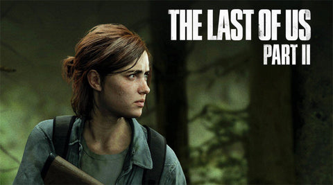 The Last Of Us Part 2 TLOU GEEKABRAK