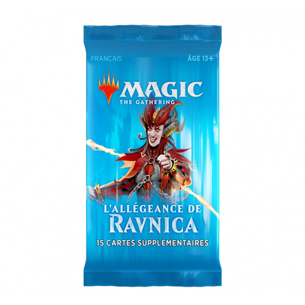 Booster Allégeance de Ravnica - Magic The Gathering