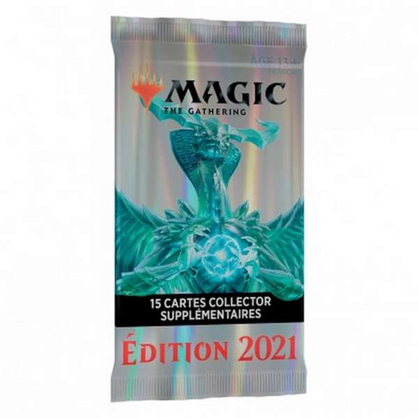 Booster Collector M21 - Magic The Gathering