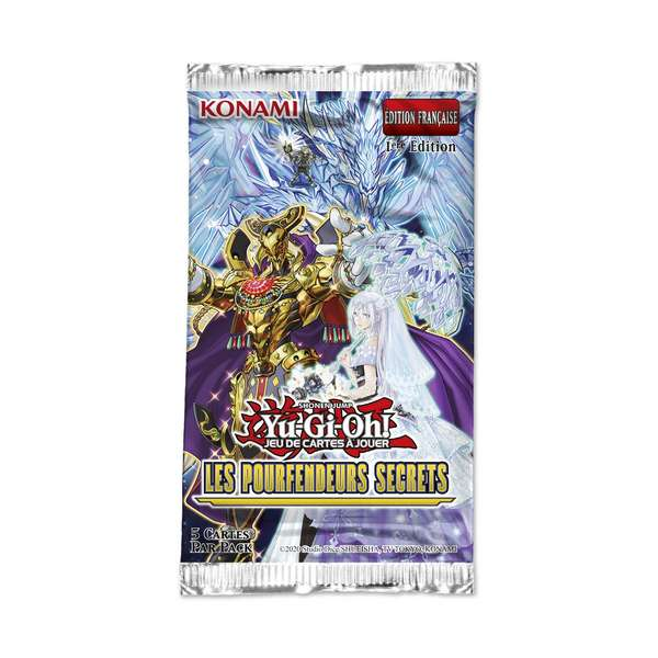 Booster Les Pourfendeurs Secrets - Yu-Gi-Oh!