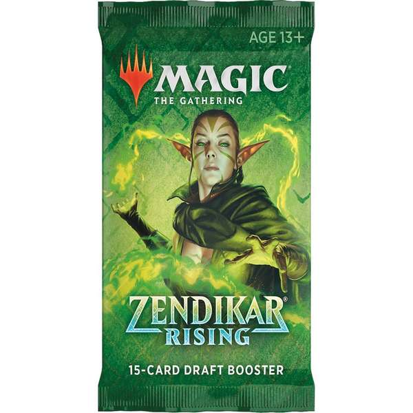 Booster Renaissance de Zendikar - Magic The Gathering