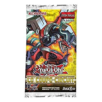 Booster Coupe Circuit yu gi oh