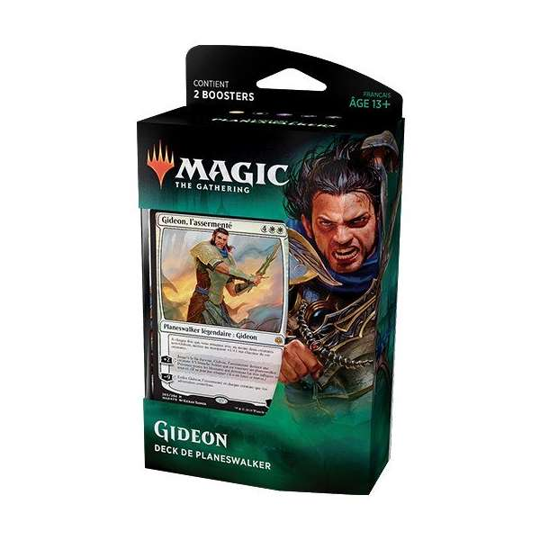 Gideon, Deck de Planeswalker (La Guerre des Planeswalker) - Magic The Gathering