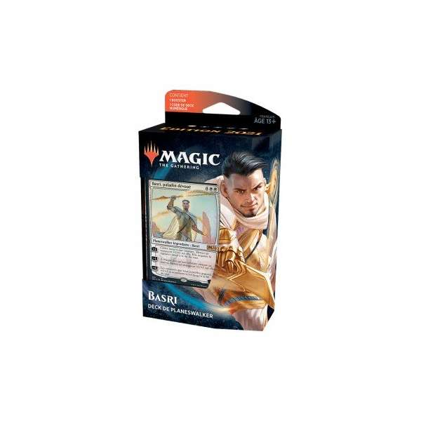 Deck de Planeswalker M21 - Basri - Magic The Gathering