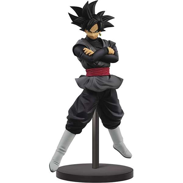 Figurine Dragon Ball Super Chosenshiretsuden - Black Goku