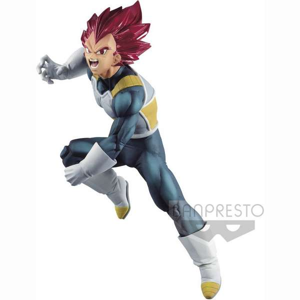 Dragon Ball Super - Blood Of Saiyans - Vegeta Super Saiyan God