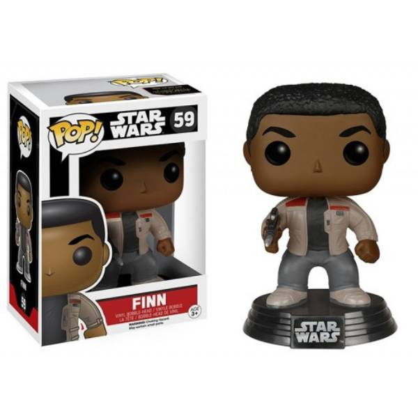 Funko Pop! 59 - Finn - Star Wars