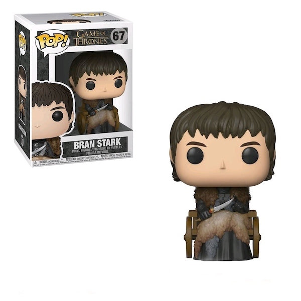 Funko Pop! 67 - Bran Stark - Game of Thrones