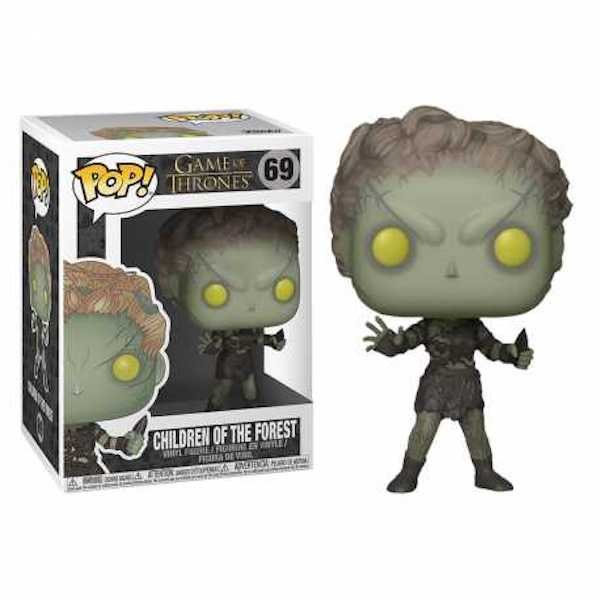 Funko Pop! 69 - Children of the Forest - Game of Thrones