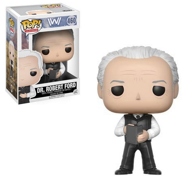 Funko Pop! 460 - Dr Robert Ford - Westworld