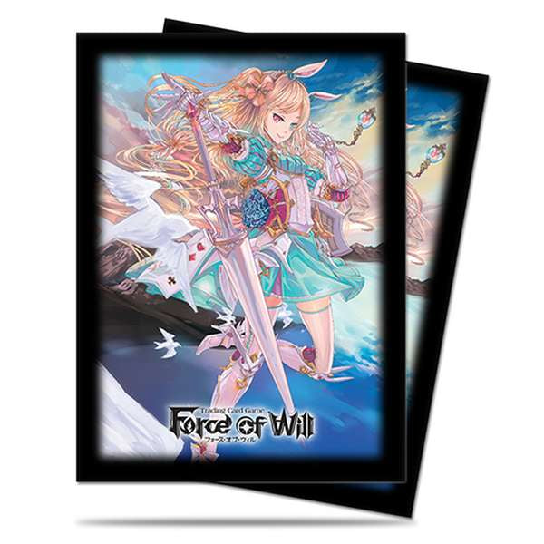 Sleeves Standard US - Alice, Valkyrie des Contes de Fées - Force of Will
