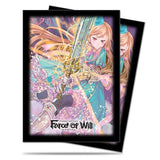 Sleeves Standard US - Alice, Reine Des Fées - Force of Will