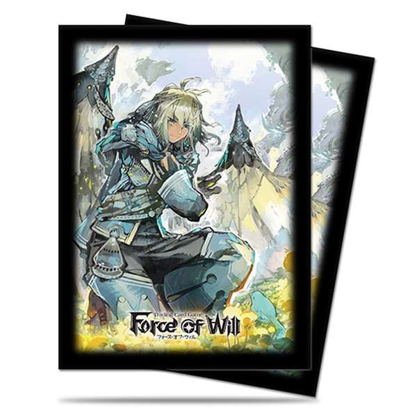 Sleeves Standard US - Arla, Le Seigneur Ailé - Force of Will