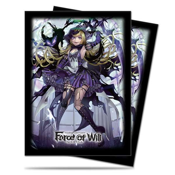 Sleeves Standard US - Sombre Alice, Demoiselle Du Massacre - Force of Will