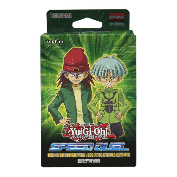 Deck Speed Duel Les Prédateurs Ultimes - Yu-Gi-Oh!