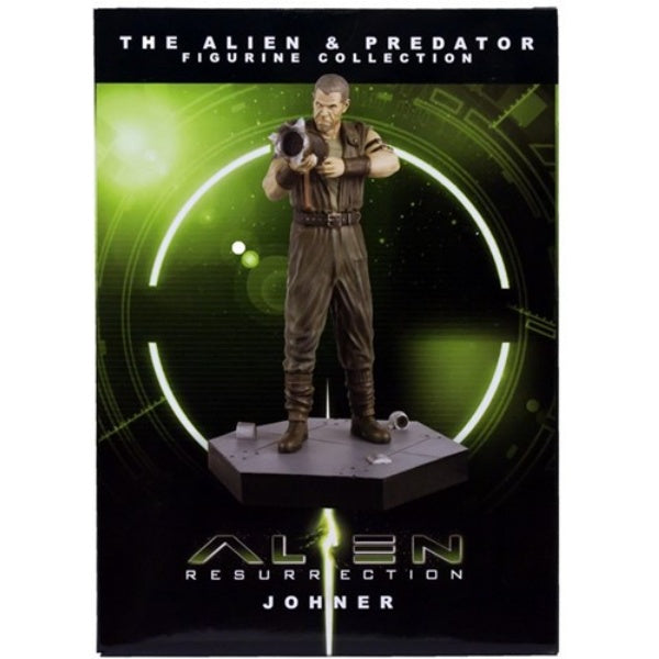 Figurine Johner - Aliens, le retour