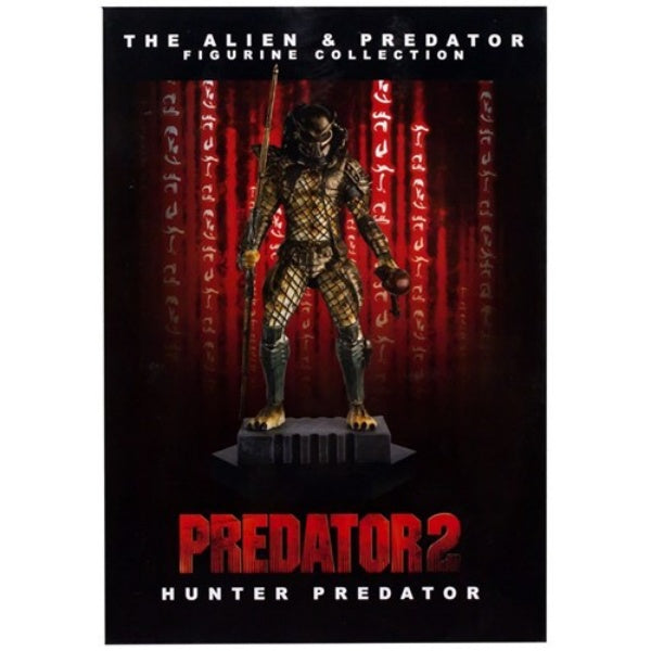 Figurine Hunter Predator - Predator 2