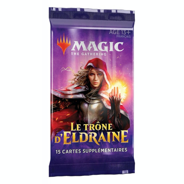 Booster Le Trône d'Eldraine - Magic The Gathering
