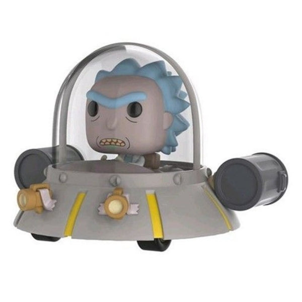 Funko Pop! 34 - Rick's Ship - Rick And Morty