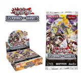 Display Les Poings du Gadget - Yu-Gi-Oh!