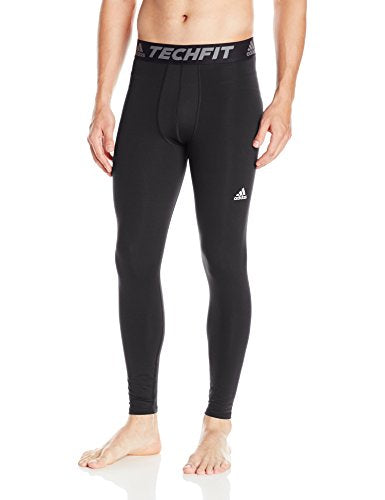 adidas Mens Training Techfit Baselayer