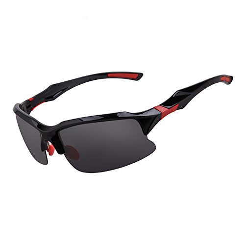 68b7b6cbc37 Goonk Polarized Sports Sunglasses Lightest Comfortable for Running Dri -  Discount Sporting Store