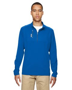 A195 Adidas Men's Pure Motion 1/4-Zip with Textured
