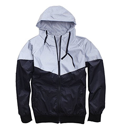 LK Men's Outerwear 3M Reflective Running